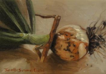 """""""Untitled"""" original fine art by Jonelle Summerfield"""