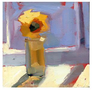 """""""#773 Yardment"""" original fine art by Lisa Daria"""