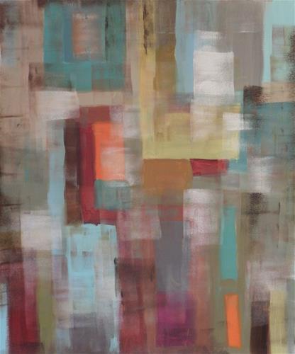 """""""Aromalia"""" original fine art by Angele Sage"""