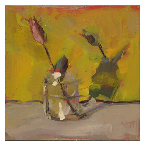 """""""#814 Unknown Variety"""" original fine art by Lisa Daria"""