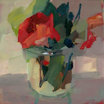 """""""1168 Habits"""" original fine art by Lisa Daria"""