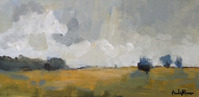 """Under a Cloudy Sky"" original fine art by Pamela Munger"