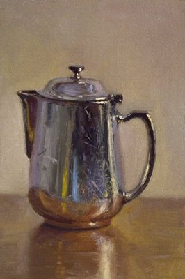 """Creamer (Florence, Italy)"" original fine art by Abbey Ryan"