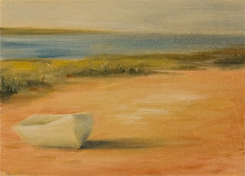 """Eastern Seacoast #912"" original fine art by Dee Lessard"