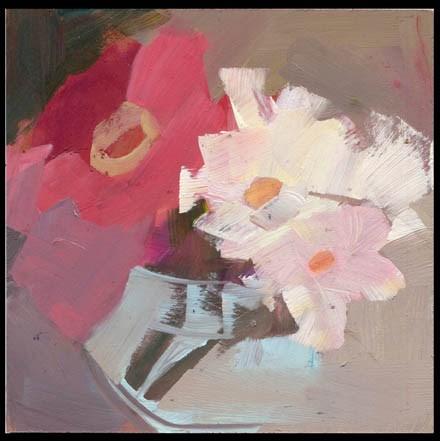 """2543 syllables"" original fine art by Lisa Daria"