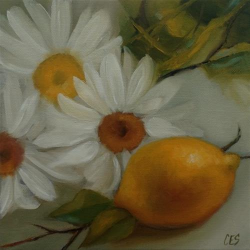 """Lemony Shastas"" original fine art by ~ces~ Christine E. S. Code"
