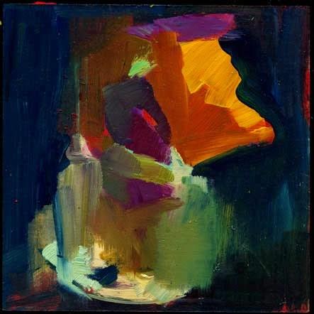 """""""1991 1991"""" original fine art by Lisa Daria"""