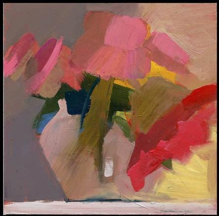 """""""2476 shelf life"""" original fine art by Lisa Daria"""