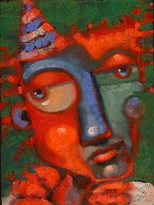 """Better Than The Alternative"" original fine art by Brenda York"