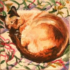 """""""Well Kept Lady"""" original fine art by JoAnne Perez Robinson"""