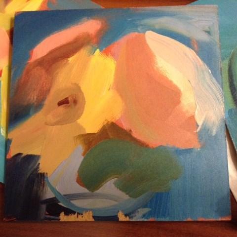 """2490 huntersville day two -"" original fine art by Lisa Daria"