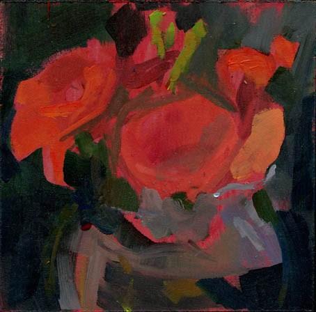 """""""1357 Caffeinated"""" original fine art by Lisa Daria"""