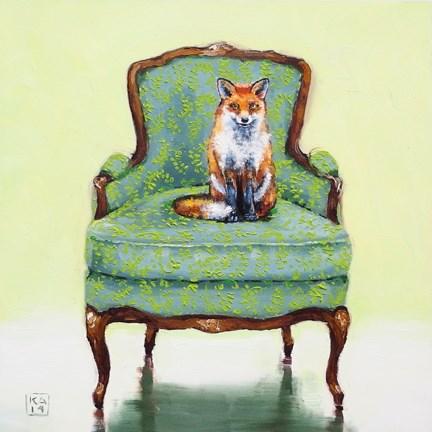 """ginger"" original fine art by Kimberly Applegate"
