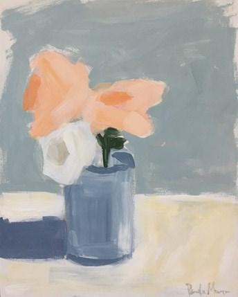 """3 roses II"" original fine art by Pamela Munger"