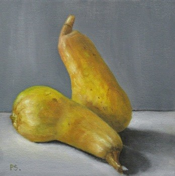 """Ceres Pears II"" original fine art by Pera Schillings"