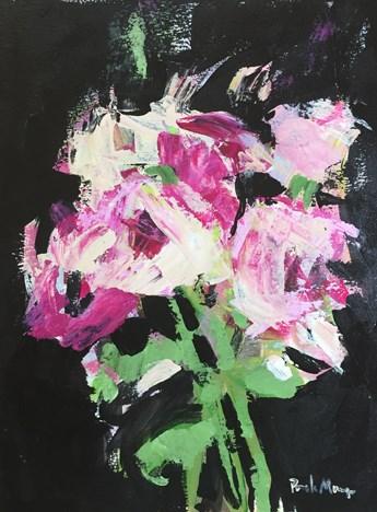 """easter flowers"" original fine art by Pamela Munger"