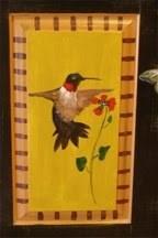 """Decorative Painting"" original fine art by Carmen Beecher"
