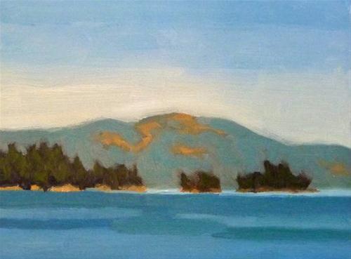 """Acadia"" original fine art by Bobbi Heath"