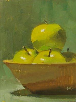 """Support Group"" original fine art by Carol Marine"