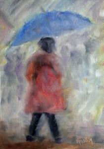 """Movement"" original fine art by Maggie Flatley"