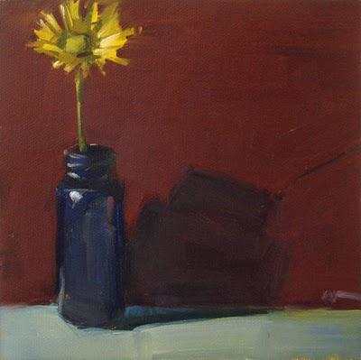"""""""Lost Shadow"""" original fine art by Carol Marine"""