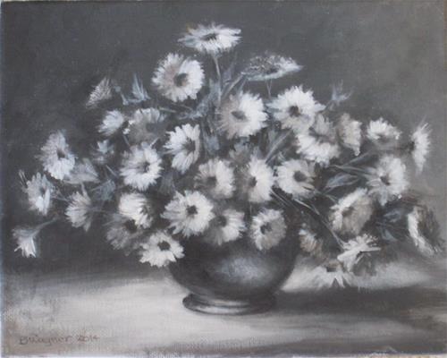 """Untitled"" original fine art by Barbara Wagner"