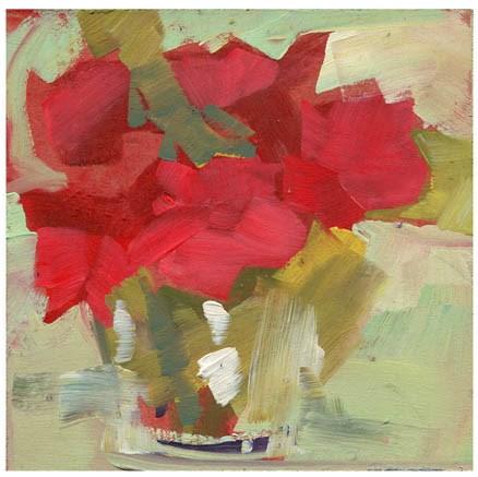 """2682 Grande Ole Opry"" original fine art by Lisa Daria"