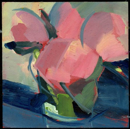 """2406 Dewey"" original fine art by Lisa Daria"