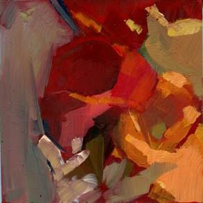 """1215 Between"" original fine art by Lisa Daria"