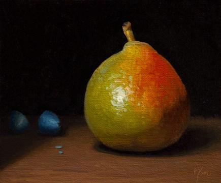 """Untitled"" original fine art by Abbey Ryan"