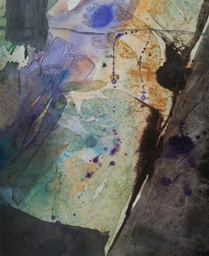 """""""Diagonal"""" original fine art by Becky Chappell"""