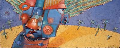 """""""A Decent Girl"""" original fine art by Brenda York"""