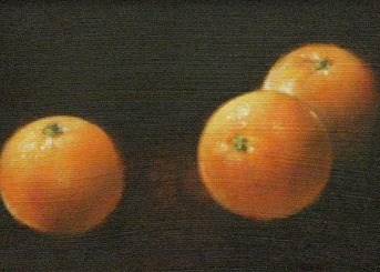 """Clementines"" original fine art by Stuart Graham"