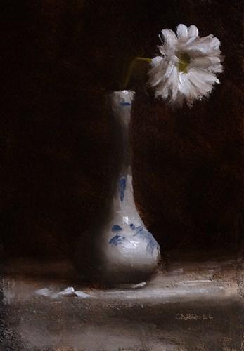 """""""Chrysanthemum"""" original fine art by Neil Carroll"""