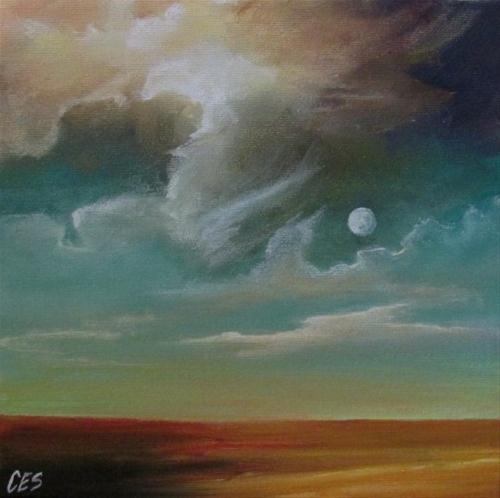 """""""Dreamscape"""" original fine art by ~ces~ Christine E. S. Code"""