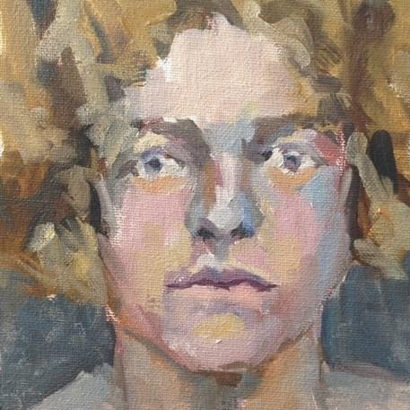 """Small Series #25"" original fine art by Katie Wilson"