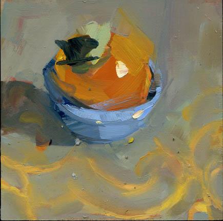 """Tousled #908"" original fine art by Lisa Daria"