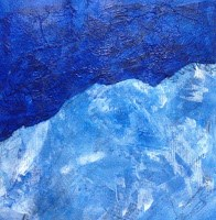"""More Sediment"" original fine art by Dotty  Seiter"