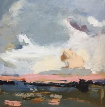 """""""Wildness and Wet"""" original fine art by Pamela Munger"""