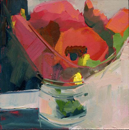"""1440 Tidy"" original fine art by Lisa Daria"