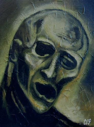 """""""I Died Too"""" original fine art by ~ces~ Christine E. S. Code"""