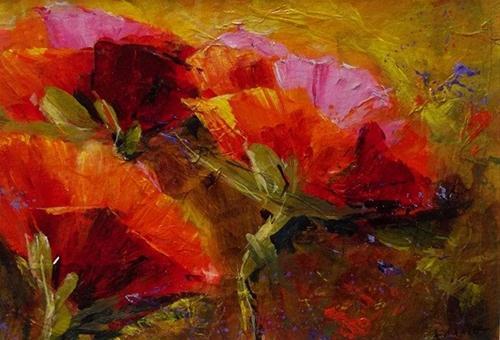 Untitled original fine art by Alice Harpel