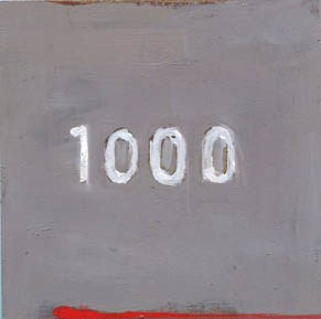 """#1000"" original fine art by Lisa Daria"
