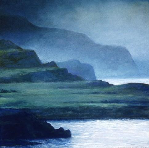 """From Valentia Island"" original fine art by Joe Fitzgerald"