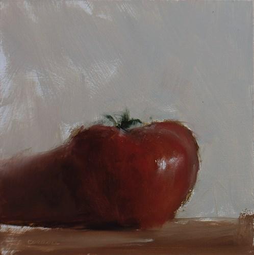 """Tomato"" original fine art by Neil Carroll"