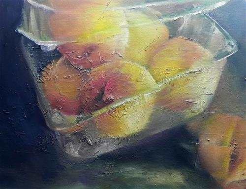 """Supermarket special"" original fine art by Rentia Coetzee"