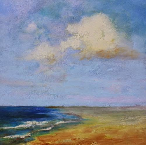 """Vacation, Beach and Ocean Paintings by Arizona Artist Amy Whitehouse"" original fine art by Amy Whitehouse"