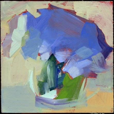 """2314 Two Views"" original fine art by Lisa Daria"