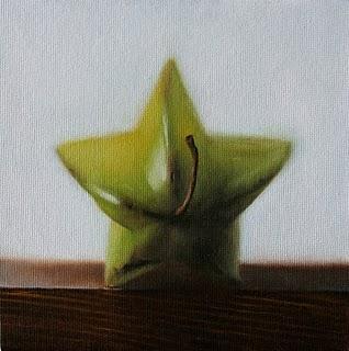 """Carambola"" original fine art by Jonathan Aller"