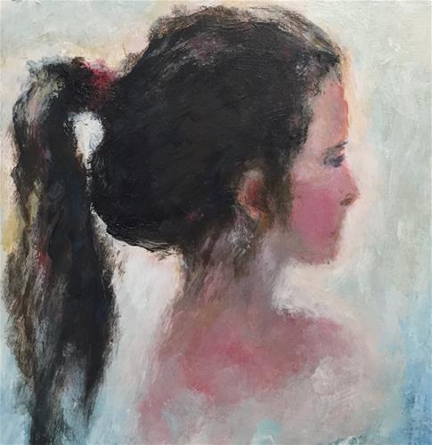 """""""Lora Lai"""" original fine art by Melissa Gresham"""